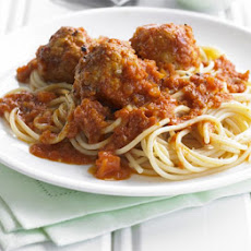 Turkey Meatballs In Tomato & Fennel Sauce