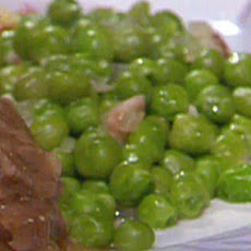 Bacon-Smothered Peas