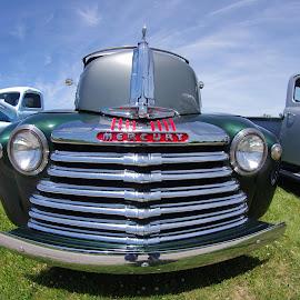 Love These Old Trucks! by Kim Dawson - Transportation Automobiles (  )