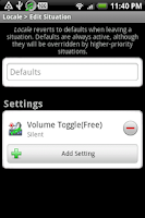Screenshot of Locale Volume Toggle(F Plug-in