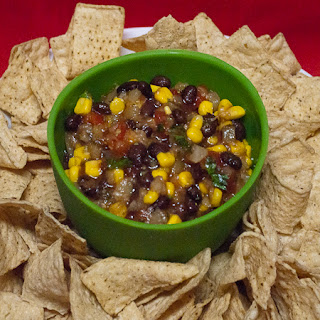 Black Bean and Pineapple Salsa