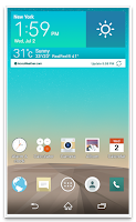 Screenshot of [LGHome/MultiHome] LG G3 Theme