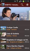 Screenshot of Lake Garda Travel Guide