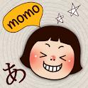 모모짱의 일본어 글자 배우기 icon
