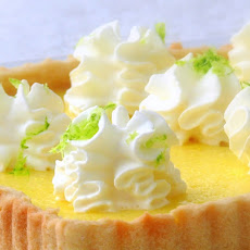 Tangy Lemon-Limoncello Pie