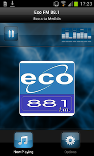 Eco FM 88.1 - screenshot