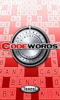 Screenshot of Codewords