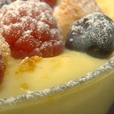 Trifle With Eggnog