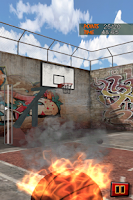Screenshot of Basketball JAM by GMO