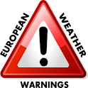 European Weather Warnings icon