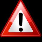 European Weather Warnings icon