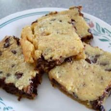 Championship Chocolate Chip Bars