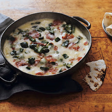 Bacon & Chile Queso Fundido