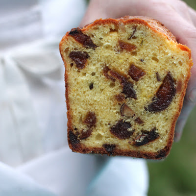 Apricot, Almond and Lemon Bread