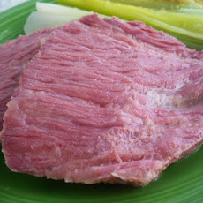 Corned Beef / Corned Silverside for the Crock Pot
