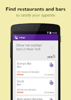 Screenshot of Indigo Virtual Assistant