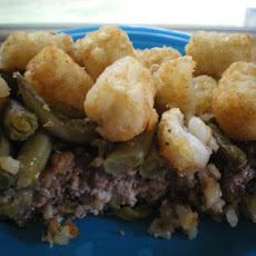 Mom's Tater Tot Meatloaf
