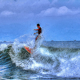 by Edy Herwansyah Jr. - Sports & Fitness Surfing
