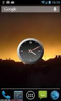 Screenshot of Ticking Clock