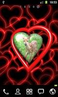 Screenshot of Valentine Heart  3D