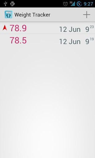 【免費健康App】重量追踪-APP點子