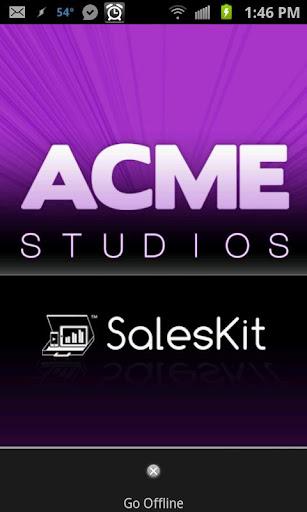 ACME SalesKit