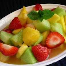 Aromatic Fruit Salad