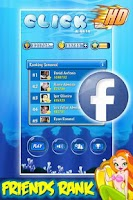 Screenshot of Click Mania