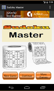 Sudoku Master - screenshot