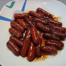 BBQ Smoked Sausage Links