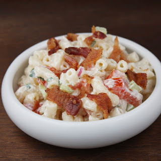 Bacon & Tomato Macaroni Salad