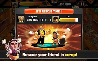 Screenshot of Combo Crew