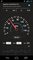Screenshot of SpeedView: GPS Speedometer