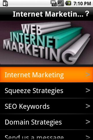 Internet Marketing 2