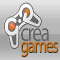 CreaGames Oficial App icon