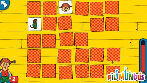 Pippi Longstockings Memo - screenshot