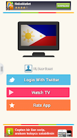 Screenshot of Philippines Live TV