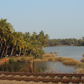 Kerala by Divya Dhaneesh - Transportation Trains
