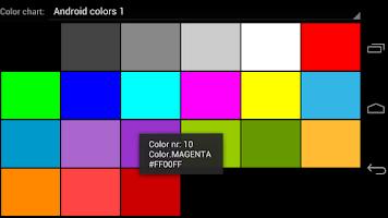 Screenshot of Display Tester Pro Unlocker