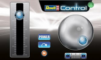 Screenshot of Revell Control – MyFly