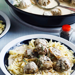 Pork And Sage Meatballs