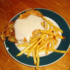 So Southern Chicken-Fried Steak