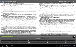 Screenshot of Versent Books