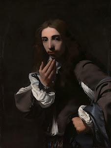 RIJKS: Michael Sweerts: Portrait of Joseph Deutz 1649