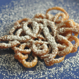 Easy Funnel Cake