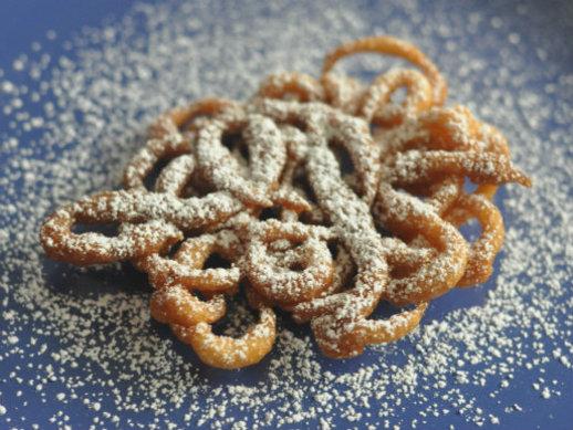 Easy Funnel Cake Recipe | Yummly