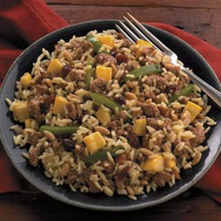 Ground Turkey Pilaf Recipes