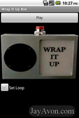 Wrap It Up Box
