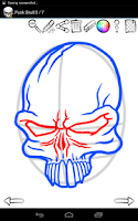 Screenshot of How to Draw: Tattoo Skulls