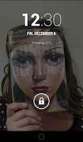 Screenshot of Book Face Live Wallpaper Free
